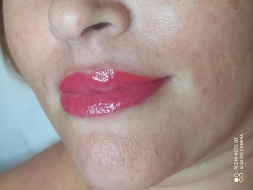 Softap Lip techniques